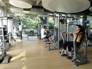 Realiza en entrenamiento personal en tu gimnasio